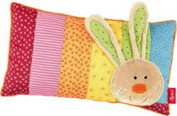233-40991 Kissen Rainbow Rabbit