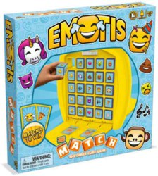 234-01694 Top Trumps Match - Emotis, mul