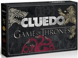 234-10951 Cluedo - Game of Thrones Colle