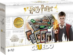 234-11453 Cluedo Harry Potter Winning Mo