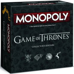 234-44062 Monopoly - Games of Thrones Co