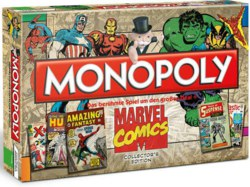 234-44109 Monopoly - DC Comics Originals