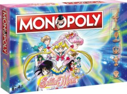 234-44789 Monopoly - Sailor Moon Winning