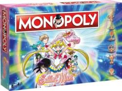 234-44789 Monopoly - Sailor Moon Winning