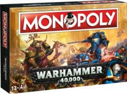 234-45342 Monopoly Warhammer 40K