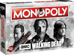 234-45359 Monopoly - The Walking Dead AM