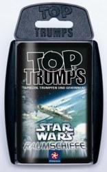 234-60475 Top Trumps, Star Wars Raumschi