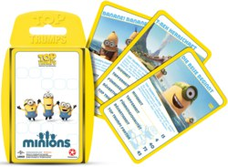 234-62103 Top Trumps: Minions - Kartensp