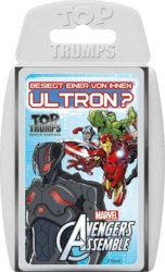 234-62134 Top Trumps - Marvel Avengers A