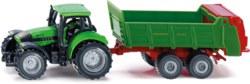 235-1673 Traktor mit Universalstreuer