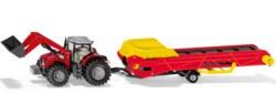 235-1996 Massey Ferguson Traktor