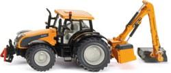 235-3659 Traktor mit Kuhn Böschungsmähw