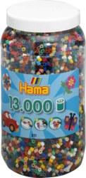 250-21167 Bügelperlen Dose mit 13000 Vol