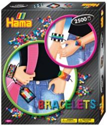 250-3221 Bügelperlen Geschenpackung Arm