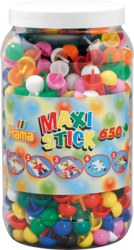 250-9791 Dose mit Maxi Steckern Kreativ