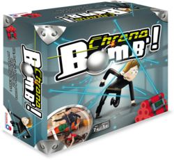 252-94765IM Chrono Bomb Bewegungsspiel