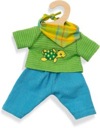 255-1721 Outfit Max Heless Puppenkleidu