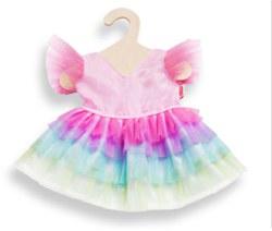 255-2520 Kleid Regenbogenfee, Größe 3