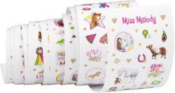 262-10106 Miss Melody Sticker Rolle Depe