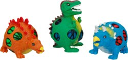 262-10109 Dino World Quetsch Dino-Figur