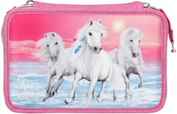 262-10110 Miss Melody 3-Fach Federtasche
