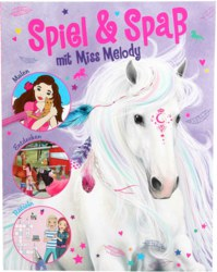 262-10128 Miss Melody Activity Book, mal