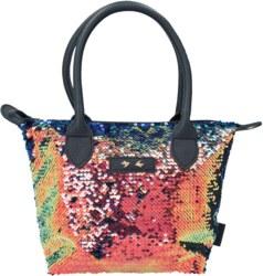 262-10211 Trend LOVE Handtasche Paillett