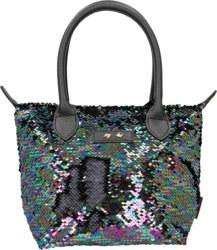262-10212 Trend LOVE Handtasche Paillett