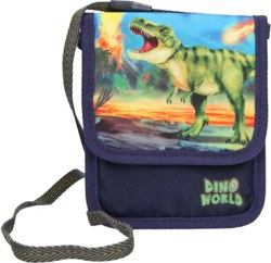 262-10274 Dino World Brustbeutel  Depesc