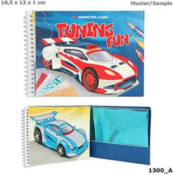 262-10300 Monster Cars Tuning Fun  Depes