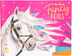 262-10352 Miss Melody Fancy Foils  Depes