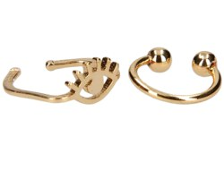 262-10527 J1MO71 Ear Cuffs Ohrringe Depe