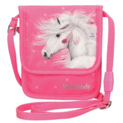 262-10609 Miss Melody Brustbeutel Pink D