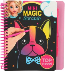 262-10708 TOPModel Mini Magic Scratch Bo