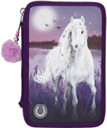 262-10805 Miss Melody 3-fach Federtasche