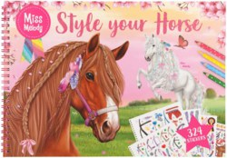 262-10930 Miss Melody Style your Horse M
