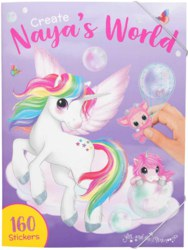262-11068 Create Naya´s World Malbuch mi