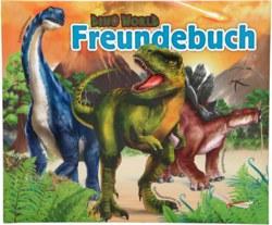 262-11161 Dino World Freundebuch Depesch