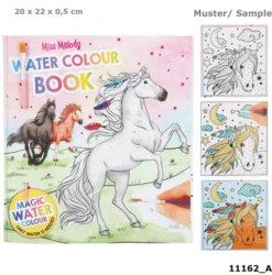 262-11162 Miss Melody Water Colours Book