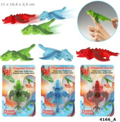 262-4166 Dino World Fliegender Drachen