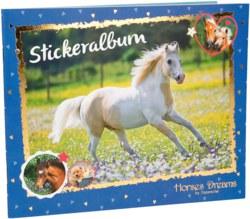 262-4448 Horses Dreams Stickeralbum Dep