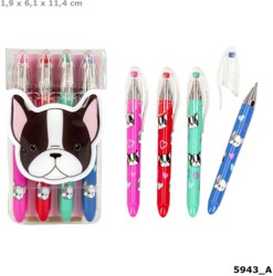 262-5943 TOPModel Gelstift-Set DOG Depe