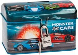 262-6314 Monster Cars Blech Spartruhe D