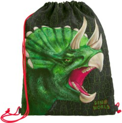 262-6578 Dino World Matchbag Depesche D