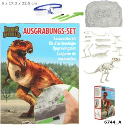 262-6744 Dino World Ausgrabungs-Set gro