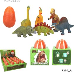 262-7250 Dino World Magisches Ei Depesc
