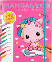 262-8766 TOPModel Cute Friends Kreativ-