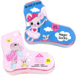 262-8899 House of Mouse magische Socken
