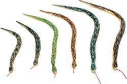 266-15129 Gliederschlange aus Holz Goki,