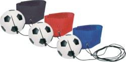 266-15330 Fußball am Armband Goki, Kinde